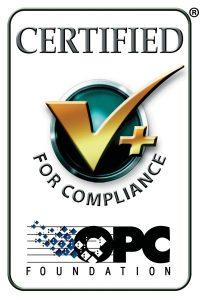 OPC UA Certified